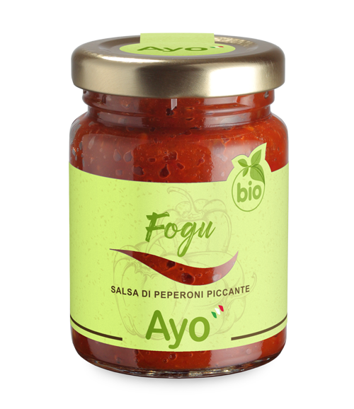Fogu spicy pepper sauce